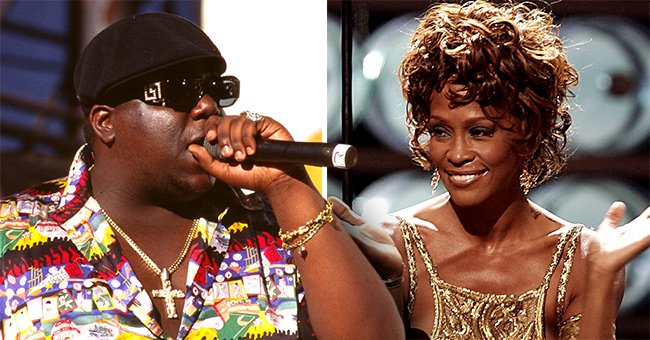 Notorious BIG and Whitney Houston Officially Inducted into the Rock & Roll Hall of Fame