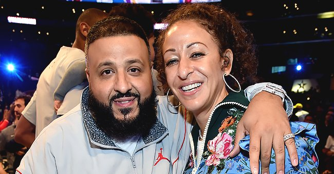 DJ Khaled's Son Aalam Shows His Cute Dimples & Brown Eyes in Pics Celebrating His 8-Month B-Day