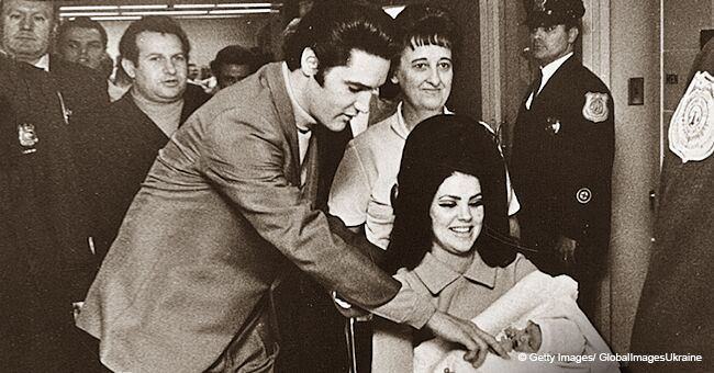 Elvis Presley's Former Wife Priscilla Responds to Rumors She Is Planning Her Burial Next to Him