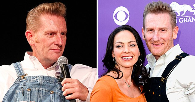 Country Music Star Rory Feek Opens up about His Late Wife Joey in a Candid Interview