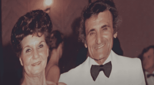 Ralph and Dorothy Kohler's photo from years ago. | Source: YouTube/KESQ NewsChannel 3