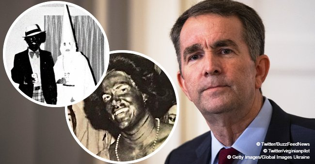 Gov. Ralph Northam may be one of the men in controversial 1984 med school yearbook photo