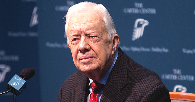 Jimmy Carter's Well-Wishers Show Their Support on Twitter after Second Fall in a Month