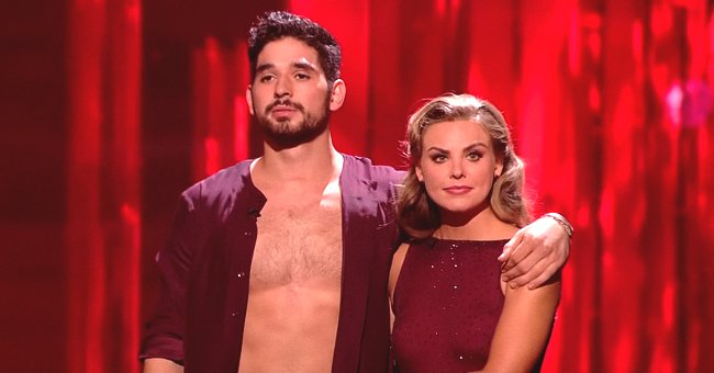 Hannah Brown Asked Judge Carrie Ann Inaba Not to Touch Her during DWTS Rehearsal & Fans Weigh In
