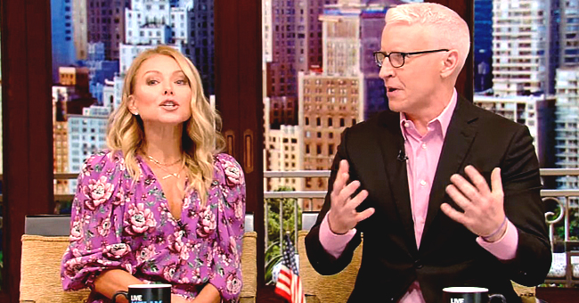 'Live' Co-Host Kelly Ripa Jokes Daughter Lola 'Jumped out' of the Car When Starting Her Freshman Year at NYU