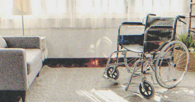 My husband blamed me for the accident that left him in a wheelchair   Source: Shutterstock.com