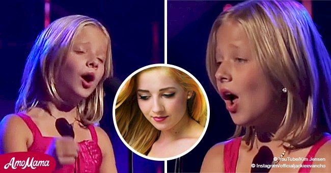 Remember girl who placed second on 'AGT' 8 years ago? She's all grown up into a gorgeous lady