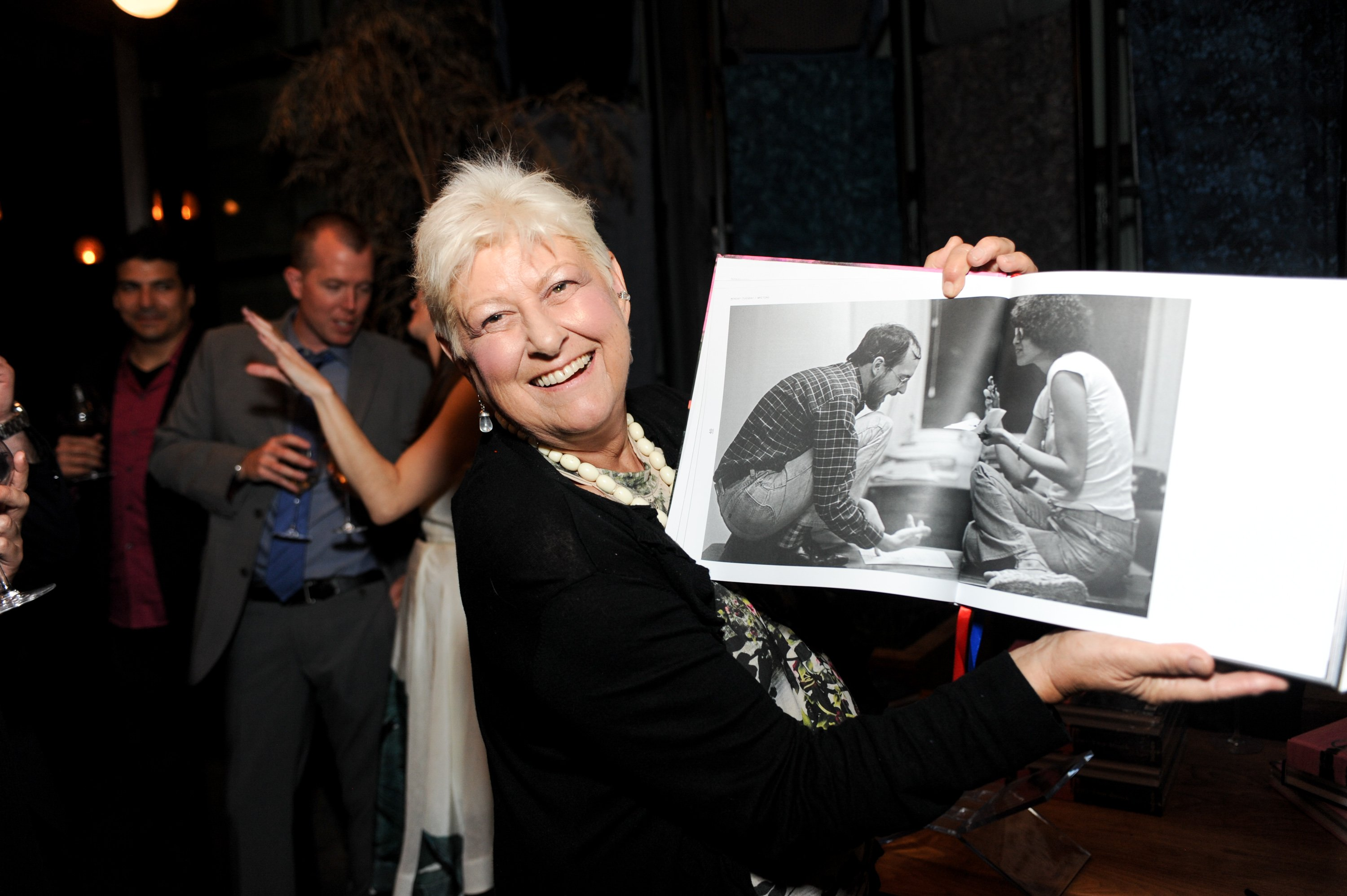 A photo of writer and creator Anne Beatts | Photo: Getty Images
