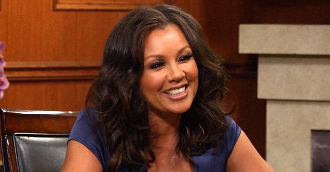 Vanessa Williams Stuns in a Selfie Posing with Flowers in a Denim Outfit on Her 58th Birthday