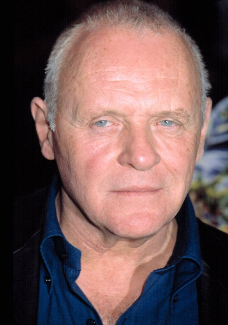 "Anthony Hopkins at premiere of ""Bad Company"" 
