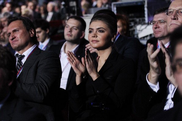 Alina Kabaeva, United Russia Party Congress, 27. November 2011 | Quelle: Getty Images