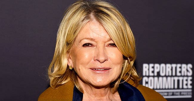 See Martha Stewart's Ageless Look in a Throwback Instagram Share