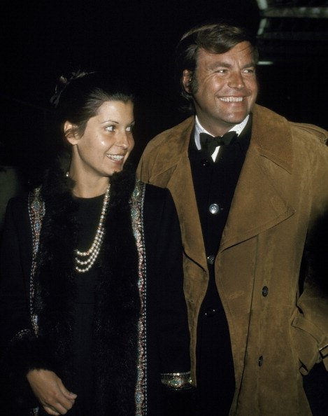 Robert Wagner and Tina Sinatra | Photo: Getty Images