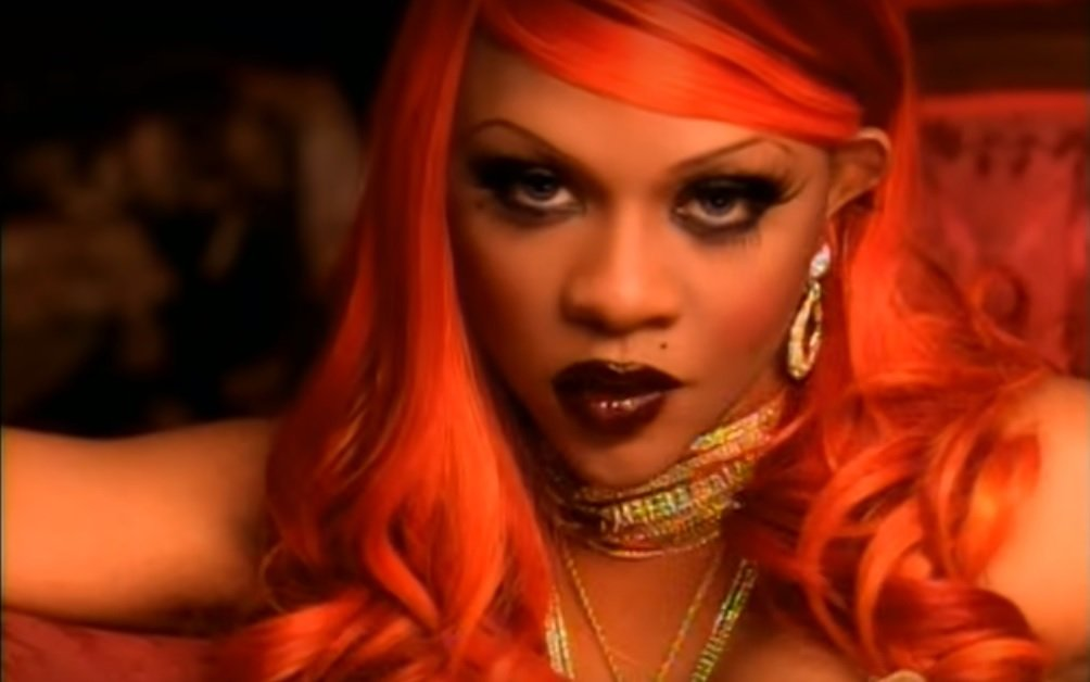 Source: YouTube / Christina Aguilera / Christina Aguilera, Lil' Kim, Mya, Pink - Lady Marmalade (Official Music Video)