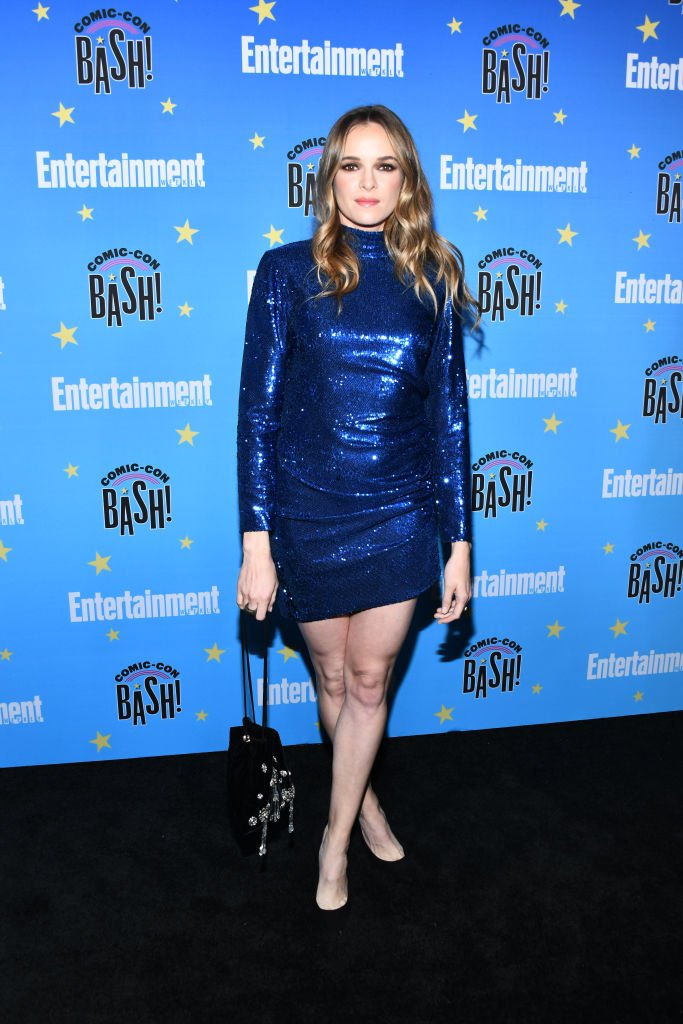 Danielle Panabaker at the Entertainment Weekly Comic-Con Celebration at Float at Hard Rock Hotel San Diego on July 20, 2019 | Photo: Getty Images
