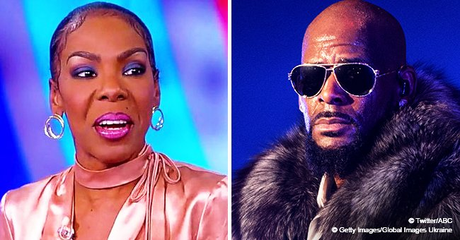 R Kelly's ex-wife claims the rapper stopped paying child support and tried to avoid his kids