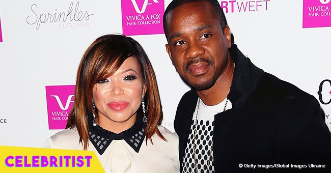 Tisha Campbell allegedly asks ex-husband to pay spousal support after revealing 'closet evidence'