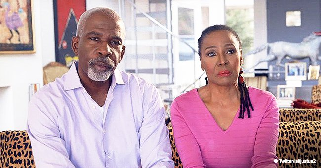 B.Smith husband claims wife told him 'to go on with my life' before her Alzheimer's got worse