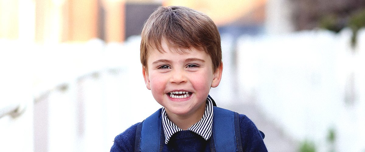 Here's What Prince Louis' Title Might Be When Prince Charles Becomes King