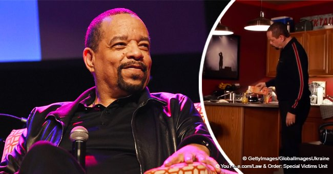 Take a closer look inside Ice-T's apartment in 'Law & Order: SVU' after 20 seasons on the show