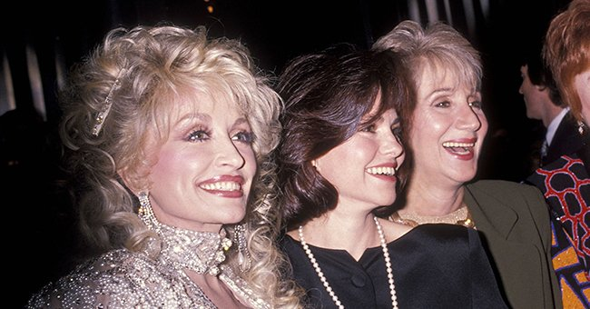 Dolly Parton and Sally Field Remember Late 'Steel Magnolias' Co-star Olympia Dukakis