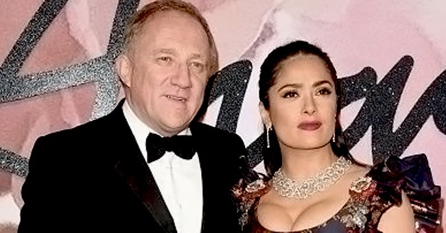 Salma Hayek Responds to Claims She Married Husband François-Henri Pinault for His Money