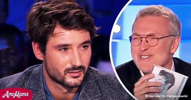 Laurent Ruquier se moque de Jérémy Frérot sur le plateau de l'ONPC