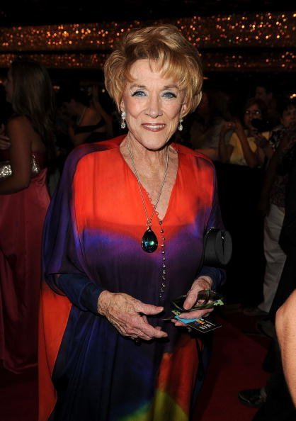 Jeanne Cooper at the Las Vegas Hilton on June 27, 2010 in Las Vegas, Nevada | Photo: Getty Images