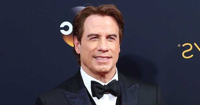 John Travolta Salutes Those Who Lost Their Lives for Freedom on Memorial Day