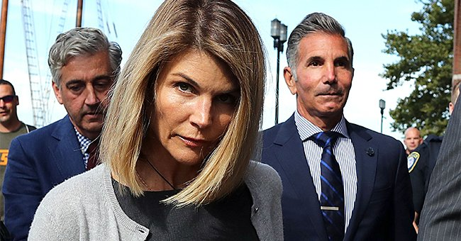 Lori Loughlin's Husband Mossimo Giannulli Reported to Prison to Begin Serving 5-Month Sentence