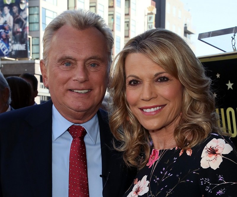 Pat Sajak and Vanna White on November 01, 2019 in Hollywood, California | Photo: Getty Images