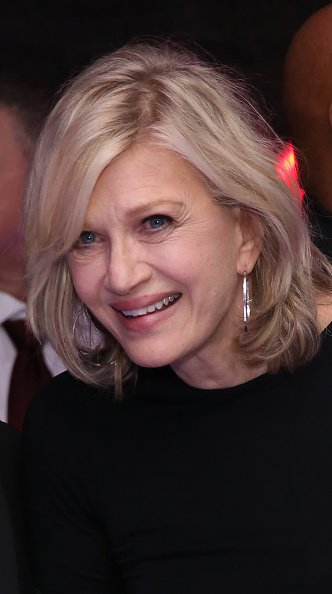 Diane Sawyer at the Broadway Opening Night After Party in New York City. | Photo: Getty Images
