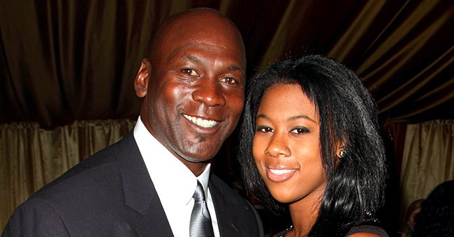 Michael Jordan's Daughter Jasmine Gave Glimpse of Son's Face for the 1st Time in Black & White Photo