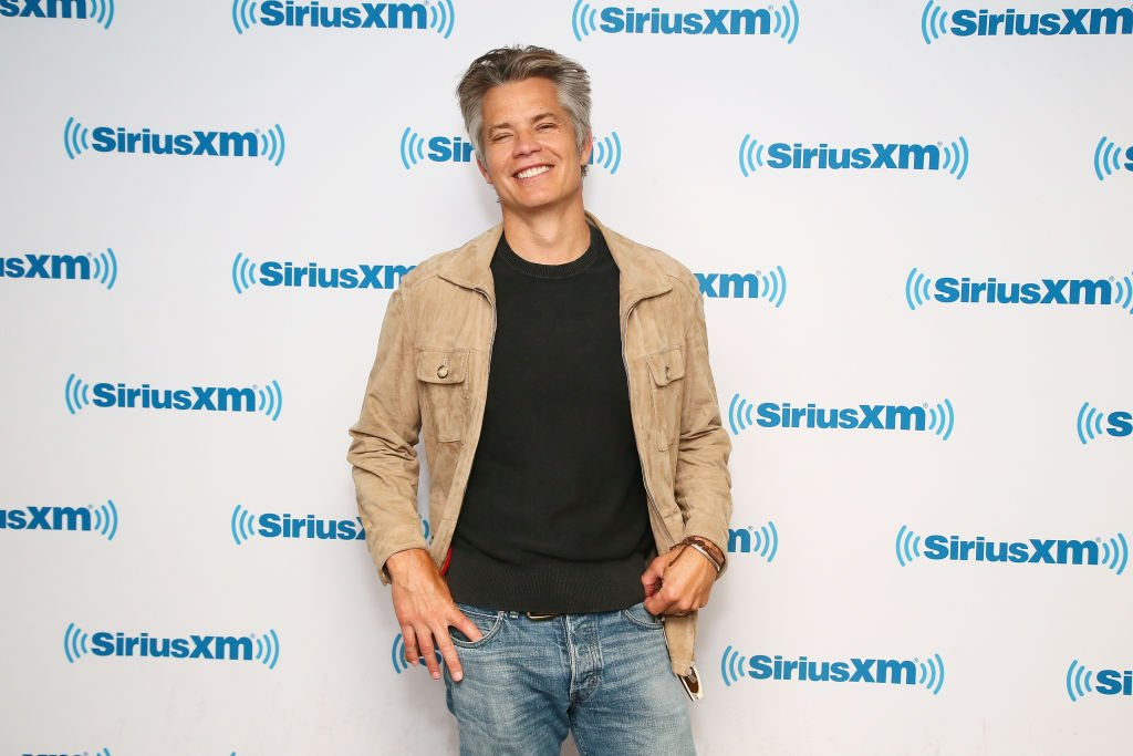 Timothy Olyphant at the SiriusXM Studios on April 08, 2019 in New York City   Photo: Getty Images