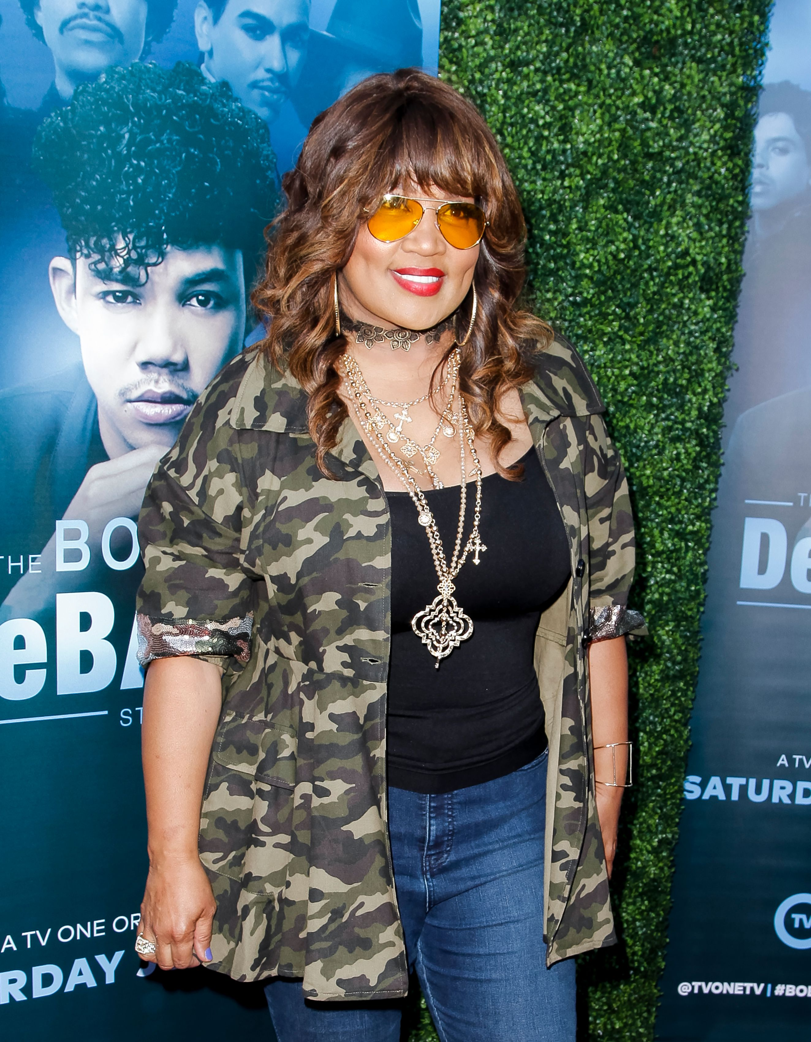 Kym Whitley attends the premiere of TV One's 'Bobby DeBarge Story' at Harmony Gold Theatre on June 26, 2019 in Los Angeles, California. | Photo: Getty Images