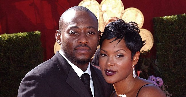 Omar Epps' Beloved Wife Keisha Shows off Her Current Body Shape Posing Barefoot in New Mirror Selfie
