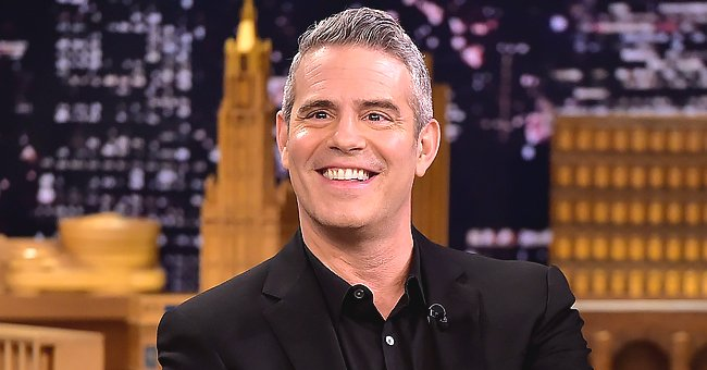 Watch Adorable Video Andy Cohen Shared of Anderson Cooper Playing with His Toddler Son Benjamin