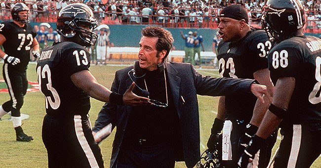 Al Pacino and Rest of 'Any Given Sunday' Cast Two Decades after the Movie Premiered