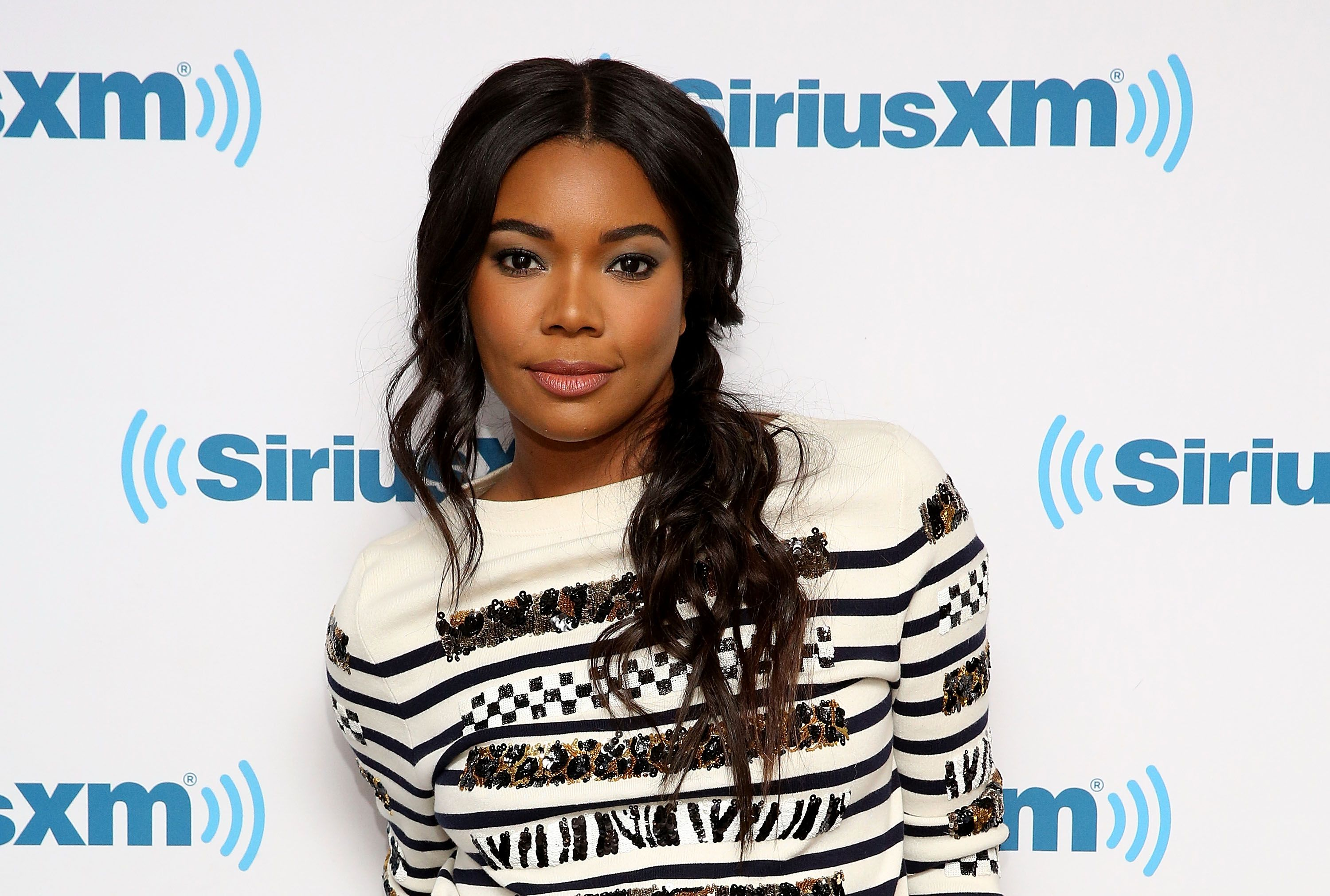 Gabrielle Union at SiriusXM Studio on Nov. 1, 2016 in New York City.   Source: Getty Images