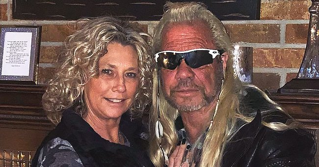 Duane 'Dog' Chapman's Alleged Girlfriend Francie Frane Shares New Photo with Him