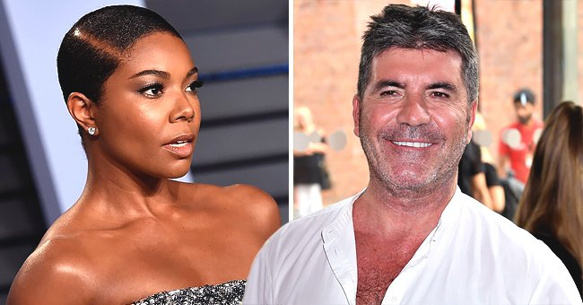 Entertainment Tonight: Simon Cowell's Close Friends Hope Gabrielle Union's AGT Exit Will Be His Wake-Up Call