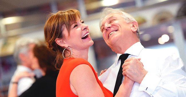 Daily Joke: Widower Meets Woman at a Senior Citizen's Dance