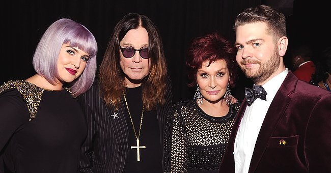 Ozzy Osbourne, Sharon Osbourne & Rest of 'Osbournes' Cast as the Family Reality Series Turns 18