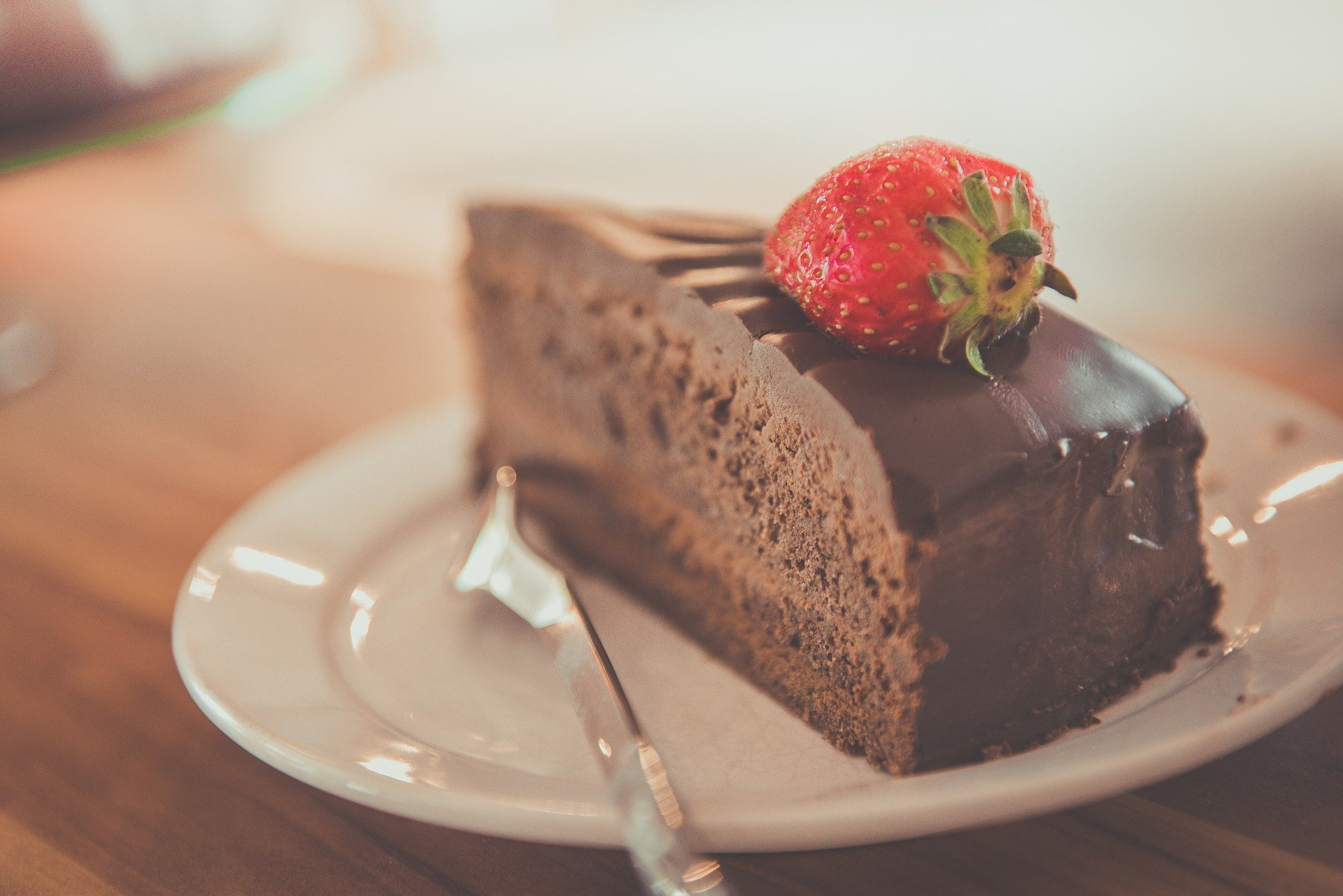 Who wouldn't want a slice of their delicious chocolate cake?   Photo: Pixabay/Pexels
