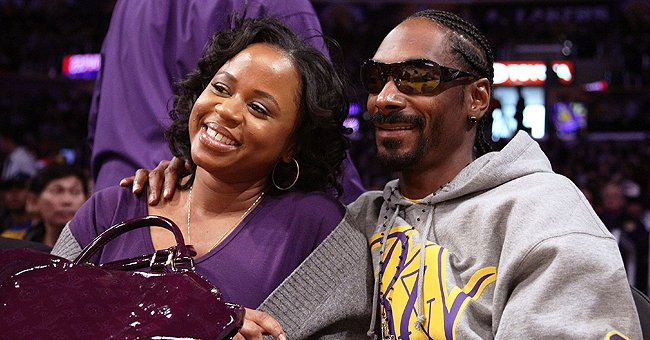 Check Out Fan Reactions to Snoop Dogg's Wife Shante Broadus' Throwback Pic of Herself