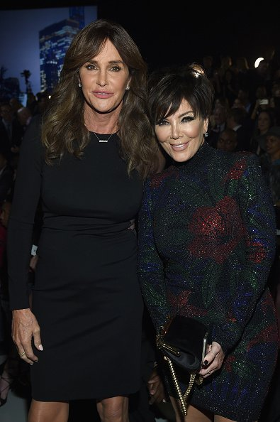 Caitlyn Jenner and Kris Jenner at Lexington Avenue Armory on November 10, 2015 in New York City | Photo: Getty Images