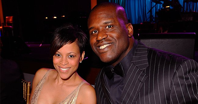Shaquille O'Neal's Ex-wife Shaunie Shows off Natural Hair and No Makeup Look during Quarantine