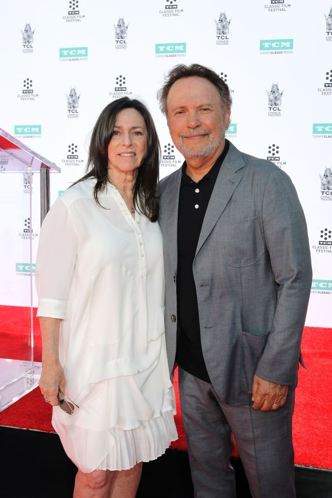Billy and Janice Crystal on April 12, 2019 in Hollywood, California | Source: Getty Images/Global Images Ukraine
