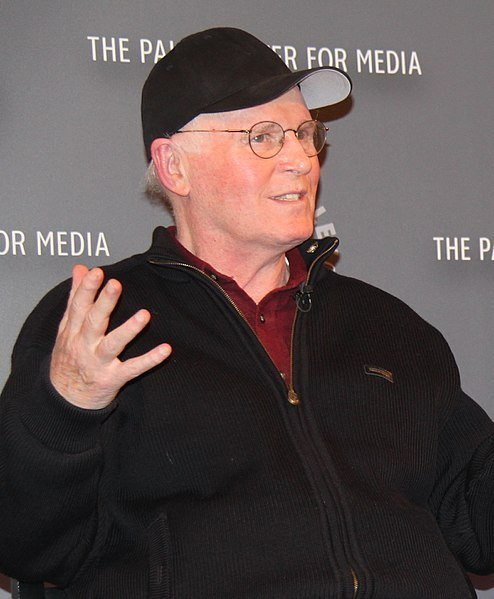 Charles Grodin at the Paley Media Center. | Source: Wikimedia Commons