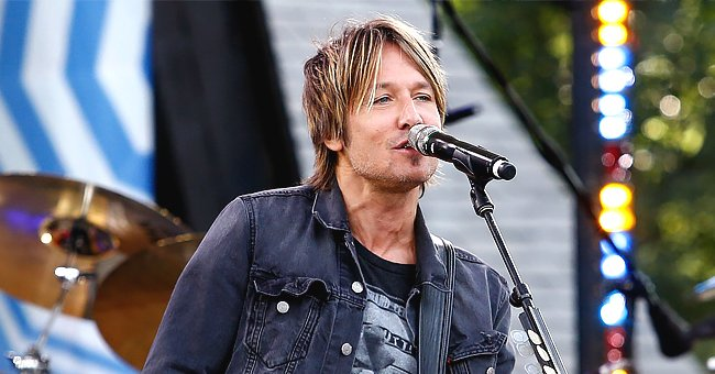 Keith Urban Shares Feelings after Performing His First Live Concert in 2 Months